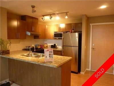 Port Moody Centre Condo for sale:  2 bedroom 881 sq.ft. (Listed 2012-04-05)