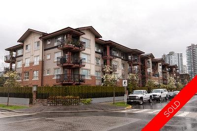Port Moody Centre Condo for sale: SALAL AT KLAHANIE 2 bedroom 990 sq.ft. (Listed 2013-04-24)
