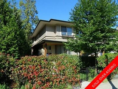 Port Moody Centre Townhouse for sale:  3 bedroom 1,335 sq.ft. (Listed 2013-09-06)