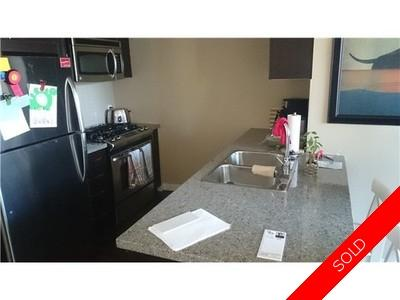 Port Moody Centre Condo for sale:  2 bedroom 776 sq.ft. (Listed 2014-12-12)
