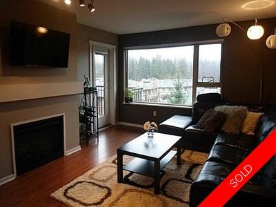 Port Moody Centre Condo for sale:  2 bedroom 870 sq.ft. (Listed 2015-01-09)