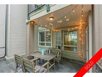 Port Moody Centre Condo for sale:  2 bedroom 852 sq.ft. (Listed 2015-07-22)
