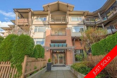 Port Moody Centre Condo for sale:  3 bedroom 1,220 sq.ft. (Listed 2016-11-28)