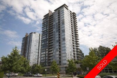 Port Moody Centre Condo for sale: Klahanie 2 bedroom 843 sq.ft. (Listed 2011-08-15)