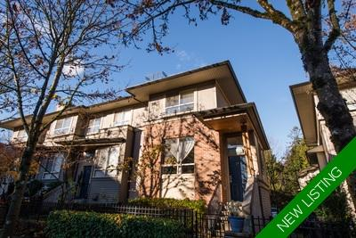 Port Moody End Unit Townhome for sale: Klahanie 4 bedroom 1,820 sq.ft. (Listed 2018-11-26)