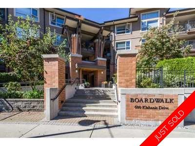 Port Moody Centre Condo for sale:  2 bedroom 906 sq.ft. (Listed 2019-01-31)