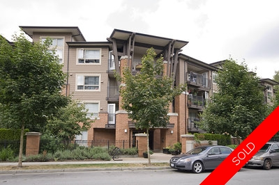 Port Moody Centre Condo for sale: KLAHANIE-BOARDWALK 2 bedroom 872 sq.ft. (Listed 2013-03-24)