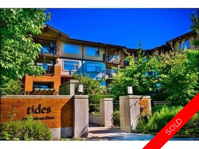Port Moody Centre Condo for sale:  2 bedroom 861 sq.ft. (Listed 2014-05-11)