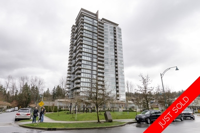 Klahanie Condo for sale: Port Moody Centre 2 bedroom 871 sq.ft. (Listed 2016-03-08)