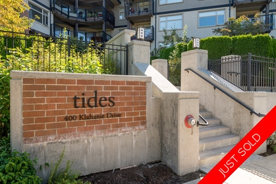 Klahanie, Port Moody Centre Condo: Tides 2 bedroom