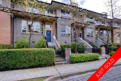 Port Moody Centre Townhouse for sale:  3 bedroom 1,313 sq.ft. (Listed 2017-05-04)