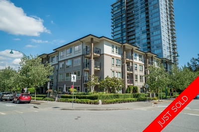 Port Moody Centre Condo for sale: Nahanni 2 bedroom 1,000 sq.ft. - 114 701 KLAHANIE DRIVE, Port Moody, BC, V3H 5L6